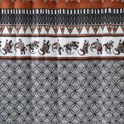 Avanti Acoma Cotton Shower Curtain