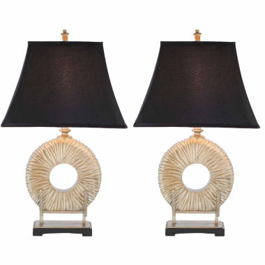 jcpenney.com | Safavieh Gabie Lamp- Set of 2