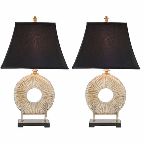 Safavieh Gabie Lamp- Set of 2