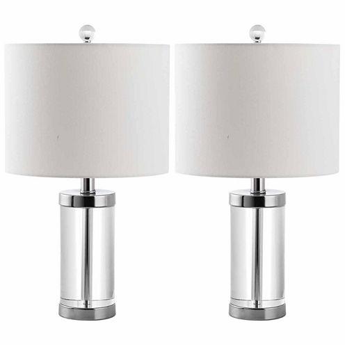 Safavieh Kladeos Lamp- Set of 2