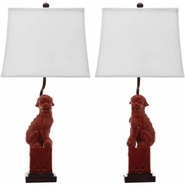 jcpenney.com | Safavieh Finch Lamp- Set of 2