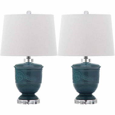 jcpenney.com | Safavieh Baal Lamp- Set of 2
