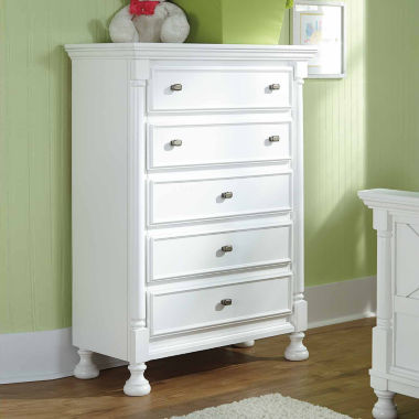 jcpenney.com | Signature Design by Ashley® Kaslyn Five Drawer Chest