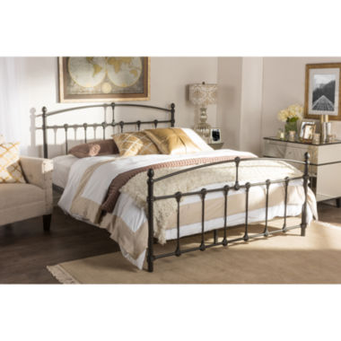 jcpenney.com | Baxton Studio Alissa Metal Bed