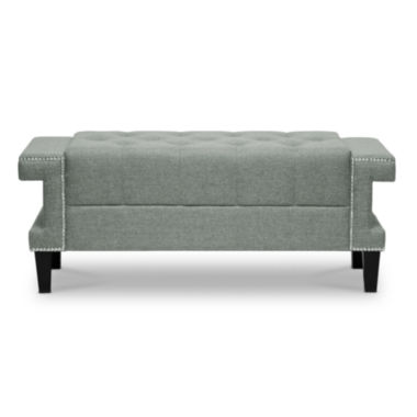 jcpenney.com | Baxton Studio Contemporary Cheshire Bench