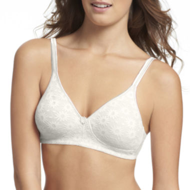 jcpenney.com | Warner's Daisy Lace 2-Ply Lace Wireless Bra - 2009