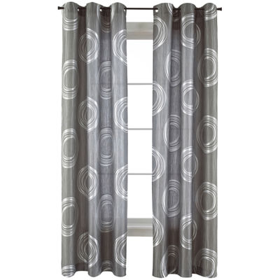 StudioTM Focus Grommet Top Curtain Panel