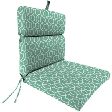 "jcpenney.com | French-Edge 22x44"" Chair Cushion"