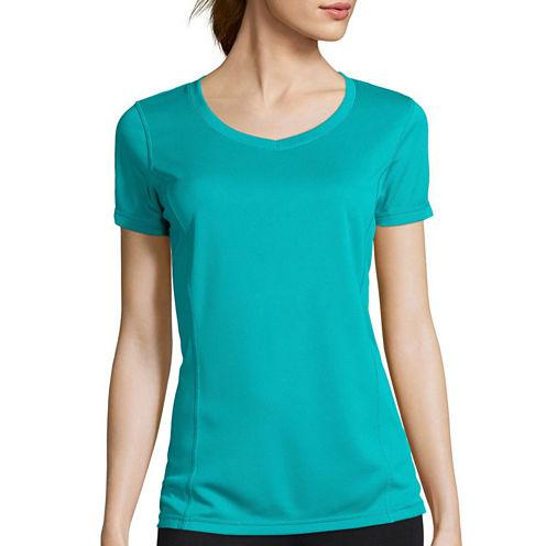 Made for Life™ Short-Sleeve Mesh T-Shirt - Tall