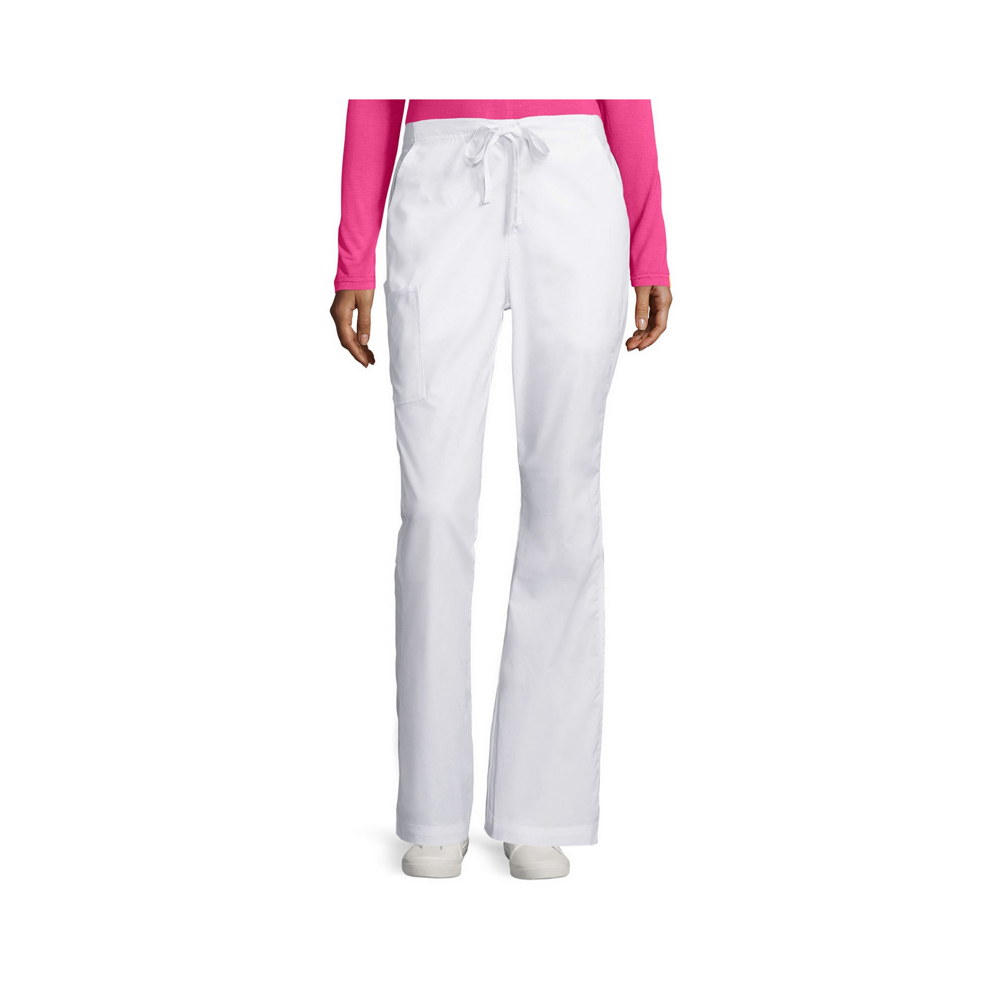 WonderWink Womens WonderWork Grace Flare-Leg Pants - Plus and Tall plus size,  plus size fashion plus size appare