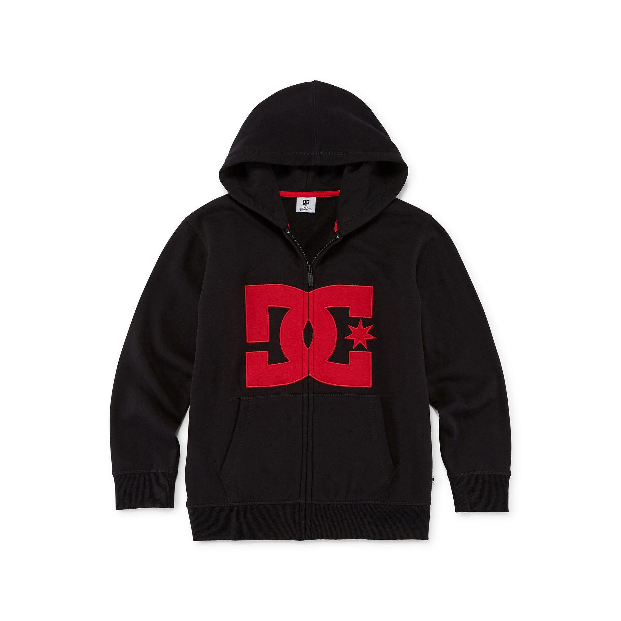DC Shoes Long-Sleeve Hoodie - Boys 8-20