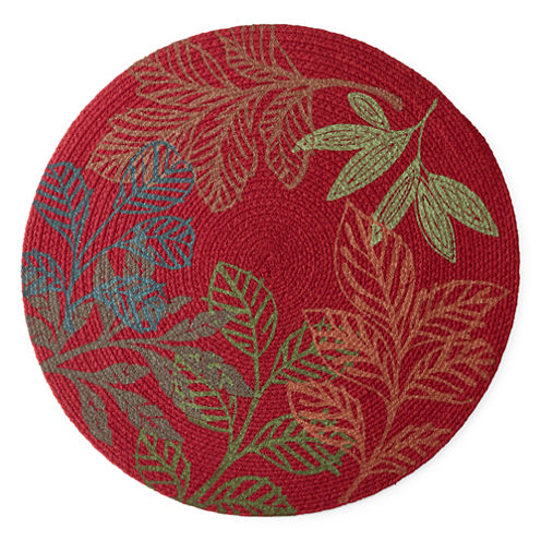 JCPenney Home Elmwood 4-pc. Placemat
