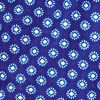 Blue Sweet Foulard