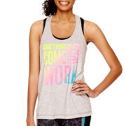 Xersion™ Graphic Tank Top - Tall