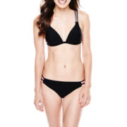 Arizona Push-Up Bra Swim Top or Hipster Bottoms - Juniors