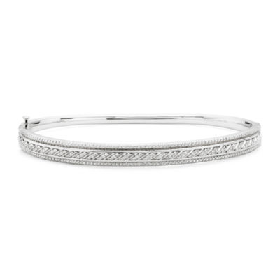 mm with chain engraved itm bangles s loading silver image safety hinged bracelet sterling bangle is