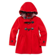 Rothschild Hooded Coat - Toddler Girls 2t-4t