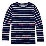 Arizona Long-Sleeve Favorite Tee - Preschool Girls 4-6x