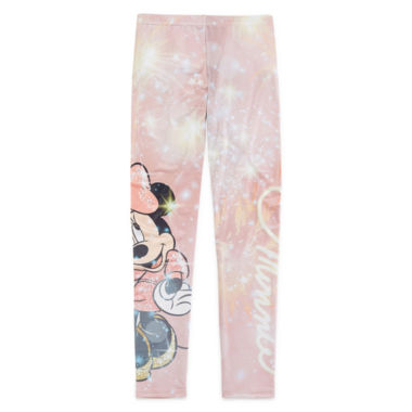 jcpenney.com | Disney Minnie Mouse Leggings - Girls 7-16