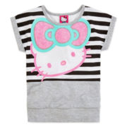 Hello Kitty® Graphic Tee - Girls 7-16