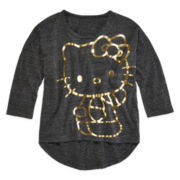 Hello Kitty® Long-Sleeve Graphic Tee - Girls 7-16