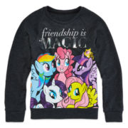 My Little Pony Graphic Sweatshirt - Girls 7-16
