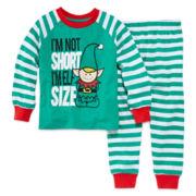 Luvgear Elf 2-pc. Cotton Pajama Set - Toddler Boys 2t-4t