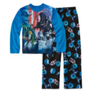Star Wars 2-pc. Pajama Set - Boys 4-10