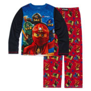 Lego Ninjago 2-pc. Cotton Pajama Set - Boys 4-12