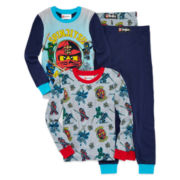 Ninjago Cotton Pajama Set - Boys 4-10