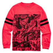 Star Wars™ Long-Sleeve Big Ships Tee - Boys 8-20