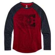 DC Shoes Co® Against The Grain Graphic Tee - Boys 8-20