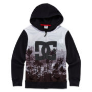 DC Shoes Co® Snap Shot Fleece Hoodie - Boys 8-20