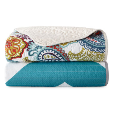 jcpenney.com | Mi Zone Leo Quilted Throw