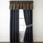 Home Expressions™ Navarro 2-Pack Curtain Panels