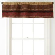 Home Expressions™ Paisley Stripe Valance