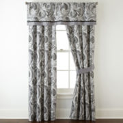 Liz Claiborne® Carlyle 2-Pack Curtain Panels