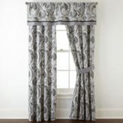 Liz Claiborne® Carlyle 2-Pack Curtain Panels