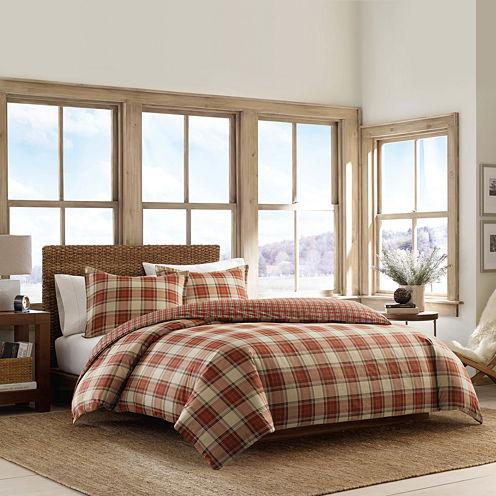 Eddie Bauer® Edgewood Plaid Comforter Set
