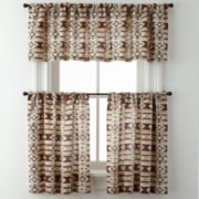 New Mexico Rod-Pocket Kitchen Curtains