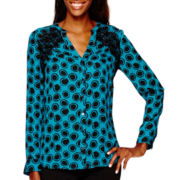 Worthington® Long-Sleeve Tunic