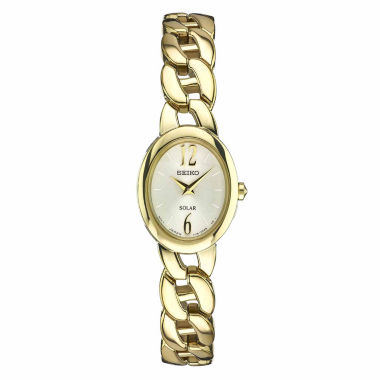 jcpenney.com | Seiko Womens Gold Tone Bracelet Watch-Sup338