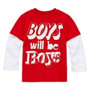 Okie Dokie Graphic T-Shirt - Baby 0-24 Mos