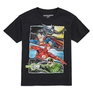jcpenney.com | Justice League Graphic T-Shirt - Preschool 4-7X