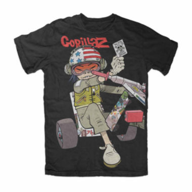 jcpenney.com | The Gorillaz Short-Sleeve Slim-Fit Tee