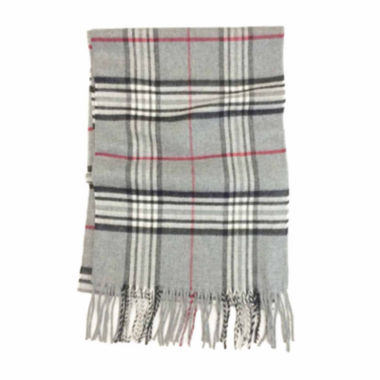 jcpenney.com | Stafford® Plaid Scarf