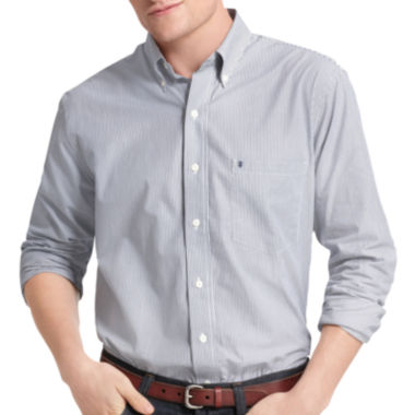 jcpenney.com | IZOD® Striped Woven Shirt
