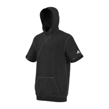 jcpenney.com | adidas® Crossover Short-Sleeve Hoodie
