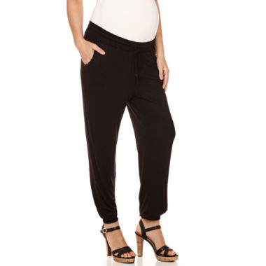 jcpenney.com | Maternity Jogger Pants