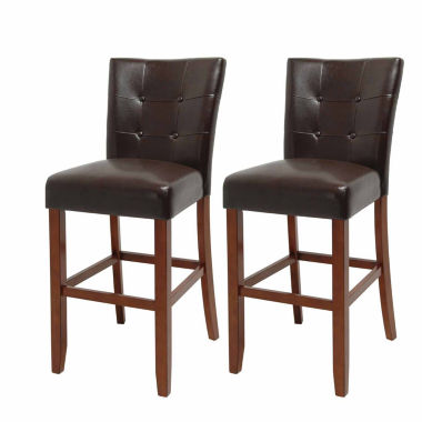 jcpenney.com | Steve Silver Co Upholstered Tufted Bar Stool